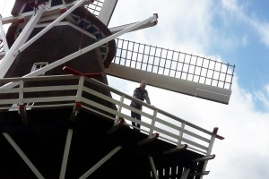 Rust Roest na oplevering